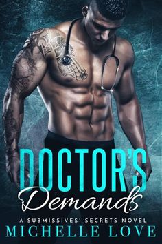 eBook deals on Doctor's Demands: A Submissives' Secrets Novel by Michelle Love, free and discounted eBook deals for Doctor's Demands: A Submissives' Secrets Novel and other great books. Ya Books, Books To Read, Contemporary Romance Books, Wattpad Books, Book Boyfriends, Romance Novels, Love Book, Free Apps, School Teacher