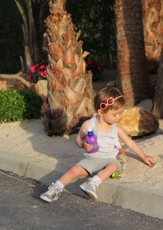 Tons of adorable Kids style looks at this cute Kids Fashion Blog