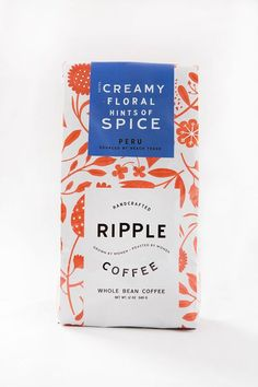 An endless collection of food related design and packaging inspiration Food Packaging Design, Coffee Packaging, Brand Packaging, Organic Packaging, Packaging Ideas, Product Packaging Design, Coffee Labels, Medical Packaging, Fruit Packaging