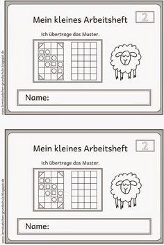 Muster nachspuren und fortsetzen | Pinterest | Kindergarten, Tracing ...
