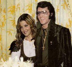 Lisa Marie & Elvis Presley