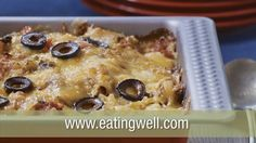 Healthy Recipe: King Ranch Casserole
