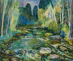 Rapids (1956) - Reidar Särestöniemi