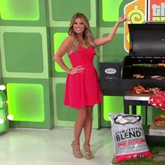 Amber Lancaster - The Price Is Right (10/25/2017) ♥️