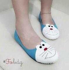 Doraemon shoes