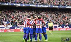 """فريق """"أتلتيكو مدريد"""" يفوز على """"فالنسيا"""" بثلاثية…: استعاد أتلتيكو مدريد موقعه في المركز الرابع في الدوري الإسباني لكرة القدم، بعدما تغلب على…"""