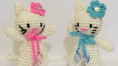 cat amigurumi - YouTube