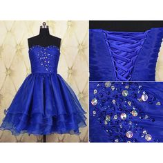 Hello,dear.welcome to the dressperfect. If you love the dress at first sight,don't hesitate to take the one home.just believe it.you never know the one you are…