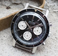 """#TBT returns on Fratello Watches and goes """"under the radar"""" with the Croton Skymaster Chronograph!"""