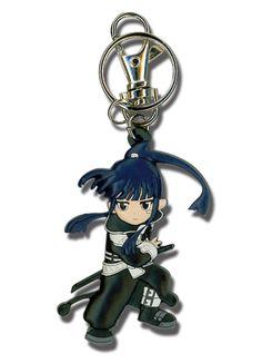 D.Gray-man: Kanda SD PVC Keychain (GE4689)