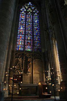 Lights ( Carcassonne, France )