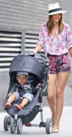'Celebrity Style': El estilo de Miranda Kerr