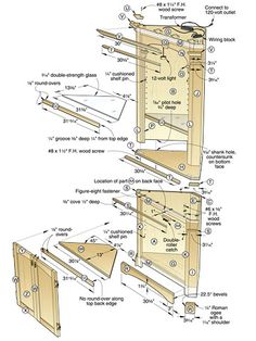 Pic Example Free Woodworking Plans For Corner Cabinets Cabinet