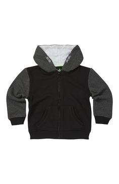 Primark - Black And Grey Hoody