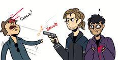 fake ah crew is a comic | Tumblr