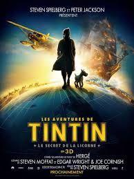 Tintin au cinémà!!