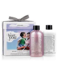i+heart+you+|+unconditional+love+gift+set+|+philosophy+fragrance+value+sets