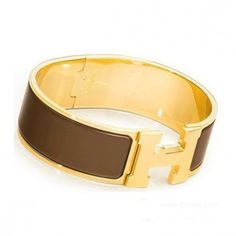 best replica birkin bags - Gold Hermes Elephant Bracelet With White Enamel Color: White ...