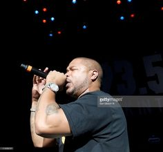 Rap artist Xzibit performs at Krush Groove 2011 sponsored by radio station 93.5 KDAY At The Gibson Amphitheatre on April 29, 2011 in Los Angeles, California.