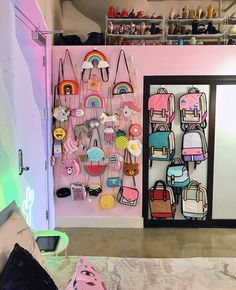 This Woman Has The Most Colorful Apartment You ve Ever Seen And Even Unicorns Are Jealous This Woman Has The Most Colorful Apartment You ve Ever Seen And Even Unicorns Are Jealous Tiniii tinipm room inspiration nbsp hellip