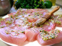 Lemongrass Ginger Fish Marinade