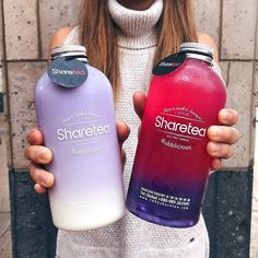 #Repost @sharetea_hq What is ur Monday color? Soft or StrongPhoto took by @thedevouringlion