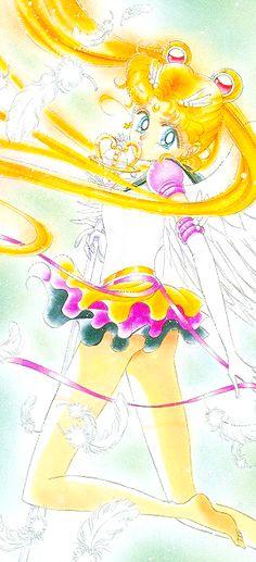 """""""Sailor Moon StarS"""" - Eternal Sailor Moon"""