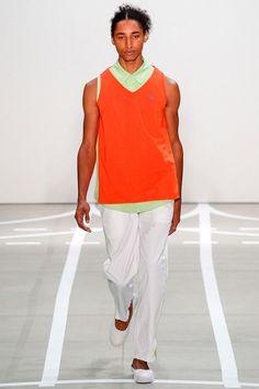 Telfar Clemens SS17.  menswear mnswr mens style mens fashion fashion style teflarclemens runway