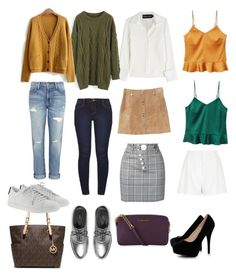 Designer Clothes, Shoes & Bags for Women Brandon Maxwell, Alexander Wang, River Island, Mango, Michael Kors, Shoe Bag, Polyvore, Stuff To Buy, Shopping