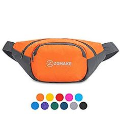 If you are a sports enthusiast, chances are that you have required a fanny pack o. The best of all of these types is the best waterproof fanny pack. Waterproof Fanny Pack, Running Belt, Waist Pack, Things That Bounce, Packing, Pouch, Workout, Purses, Water Bottle