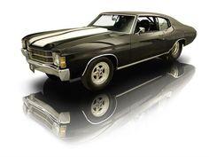 1971 Chevrolet Chevelle SS Prostreet 454