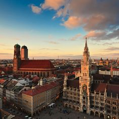 München (Bayern) so I saw this and was like,I've been here! Craziness.