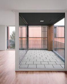 E2A  . SCHERPARK Apartment Buildings . Zurich (5)
