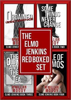 The Elmo Jenkins Red Boxed Set, McMillian Moody - Amazon.com