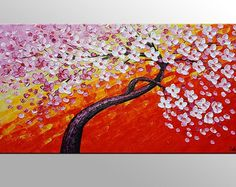 Oil Painting Canvas Art Framed Art Original Art by Topart007