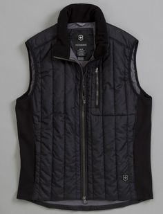 Victorinox Vest - A sports vest I would actually own.