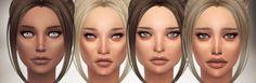 Precious Skin at S4 Models via Sims 4 Updates