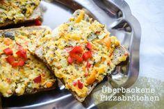 Diese Pizzabrötchen von Kerstin lassen einem das Wasser im Mund zusammenlaufen!