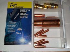 Tweco Heavy Duty Consumables to Fit Bernard Style MIG Guns #Tweco