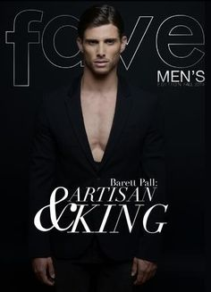 fave Magazine Men's Edition FALL  2014