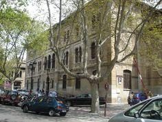 Antigua Escuela de Bellas Artes