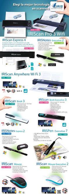 #Olivos_VL @gvinformaticaAR #Escaner portatiles IRISCan Store  IRIScan Mouse #IRIScanPro3 #IRIScanExpress4 #IRISNote #IRIScanMouse  www.gvinformatica.com.ar