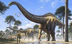 Supersaurus by Raul Martin