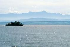 Lovely Lake of constance, surrounded by three countries: Germany, Switzerland and Austria.