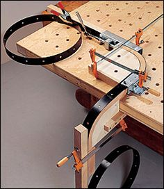 Informative article on wood bending