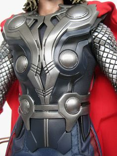Thor cosplay reference