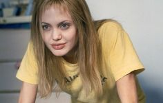 angelina jolie - girl, interrupted . Just watched this movie. It made my cry. Mental illness, recovery was happiness...........