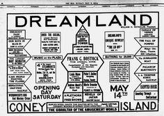 Coney-Island-Dreamland-opening-ad-1904-05-08-NY-Sun.jpg (1600×1136)