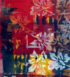 "Saatchi Art Artist: Sisters Gulassa; Acrylic 2010 Painting ""Brazil Night by Cyrille"""