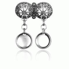 4 x 5 cm. Crochet Earrings, Jewelry, Fashion, Moda, Jewlery, Jewerly, Fashion Styles, Schmuck, Jewels